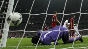 Euro 2012: Bồ Đào Nha vs. Czech