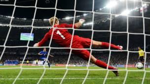 انجلترا - ايطاليا: المنتخب الانجليزي يخفق في اختبار ضربات الجزاء