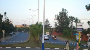 Titunan Rwanda bayan yakin basasa