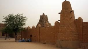 مسجد سنجور