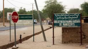 Waddo ku taalo Timbuktu