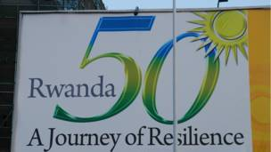 Tambarin bikin cikar Rwanda shekaru hamsin da samun 'yancin kai
