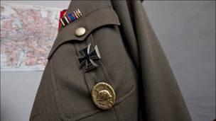 Мундир немецкого генерала. Фото и текст: aquatek_filips