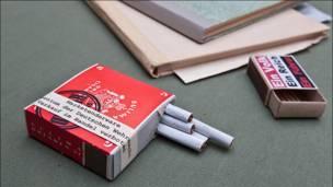 Сигареты и спички. Фото и текст: aquatek_filips