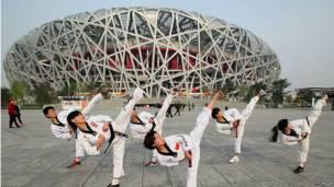Sân vận động 'Tổ Chim' - biểu tượng của Olympics 2008