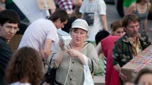 Live report: сбор гуманитарной помощи жителям Крымска. Фото и текст: Martin