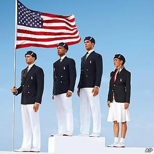 Londres 2012  los uniformes olímpicos que generan controversia - BBC ... f4293a288bca4