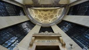 Bush House, London