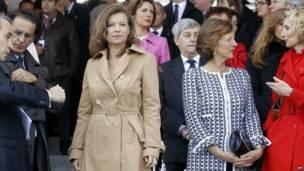 Đệ nhất nhân tình của nước Pháp Valerie Trierweiler