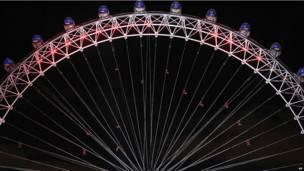 लंदन ओलंपिक से जुड़े कार्यक्रम की तस्वीरें