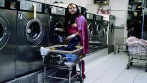 Супергерои из Мексики в Нью-Йорке