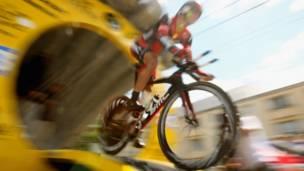 टुअर डे फ्रांस साइक्लिंग रेस