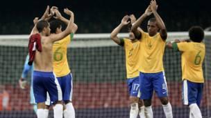 Triunfo de Brasil