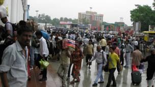 नई दिल्ली रेलवे स्टेशन