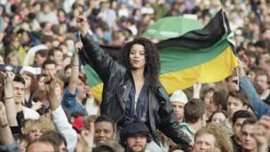 Concerto em homenagem a Mandela