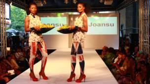 非洲时装周