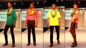 非洲時裝周