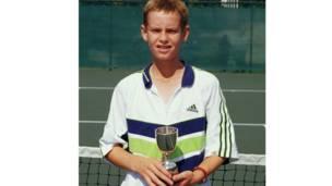 Andy Murray,  a watan Agustan 1999