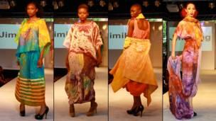 伦敦非洲时装周