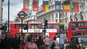 أولمبياد، لندن