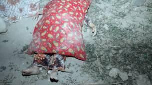 ईरान में भयानक भूकंप