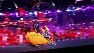 لندن تودع الاولمبياد بحفل ختامي موسيقي