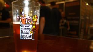 2012英国啤酒节