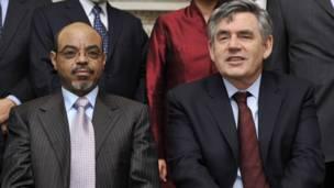 Ubuzima bwa Meles Zenawi