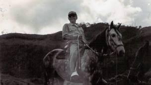 Jacabo Arenas, fundador de las FARC