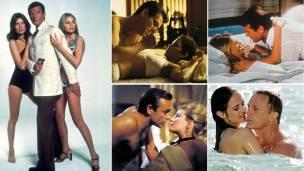 Секс из фильмов джеймса бонда
