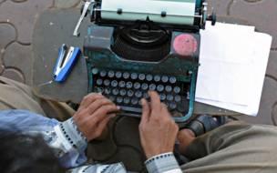 Cinco razones para seguir usando una mquina de escribir  BBC Mundo