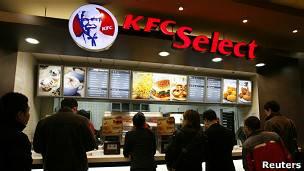 KFC China