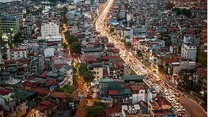 Thành phố ở Việt Nam