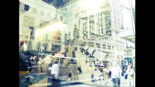 Escaparate de Nueva York, en 2011