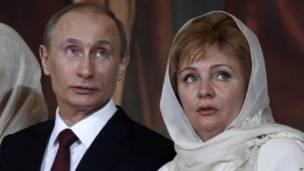 Путины в 2011 году