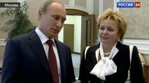 Путины в 2013 году