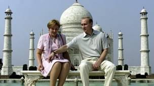 Путины в 2000 году