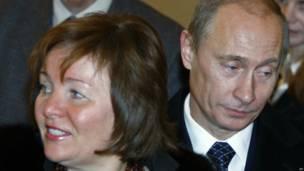 Путины в 2007 году