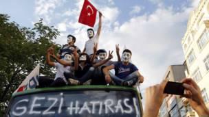 Gezi Parkı eylemleri