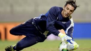 """Gianluigi """"Gigi"""" Buffon"""