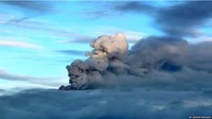मैक्सिको का पोपोकाटेपेटल ज्वालामुखी सक्रिय हो गया है