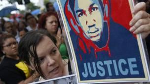 Protestas en Miami