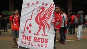 pendukung Liverpool dari Magelang