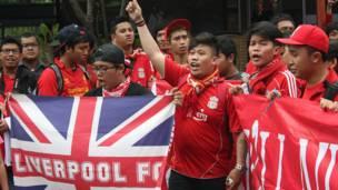 pendukung Liverpool jakarta