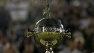 Copa Libertadores en el estadio Defensores del Chaco, Asunción