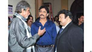 अमिताभ बच्चन, नागार्जुन