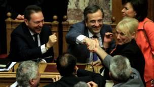 ग्रीस का संसद