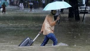 मुंबई की बारिश