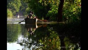 """Foto de un lector de BBC Mundo por el tema """"Lagos"""""""