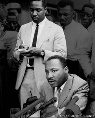 El Hombre Que Ayudo A Martin Luther King A Escribir Yo Tengo Un